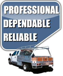 professional dependable reliable service